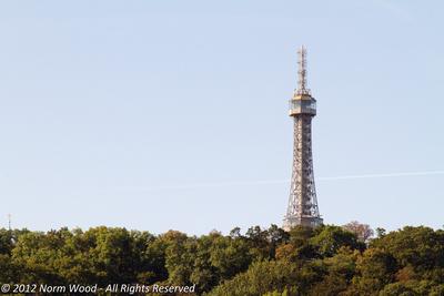 V tower praha